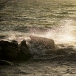 Kraftiga vågor