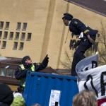 Polisen på taket 1