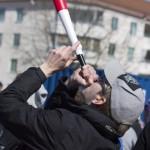 Vuvuzela-protest