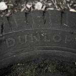"""""""Bra sommardäck av märket Dunlop..."""""""