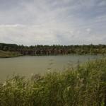 Sjön i stenbrottet